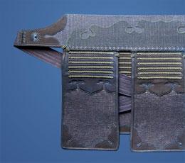 垂(3mm紺革)